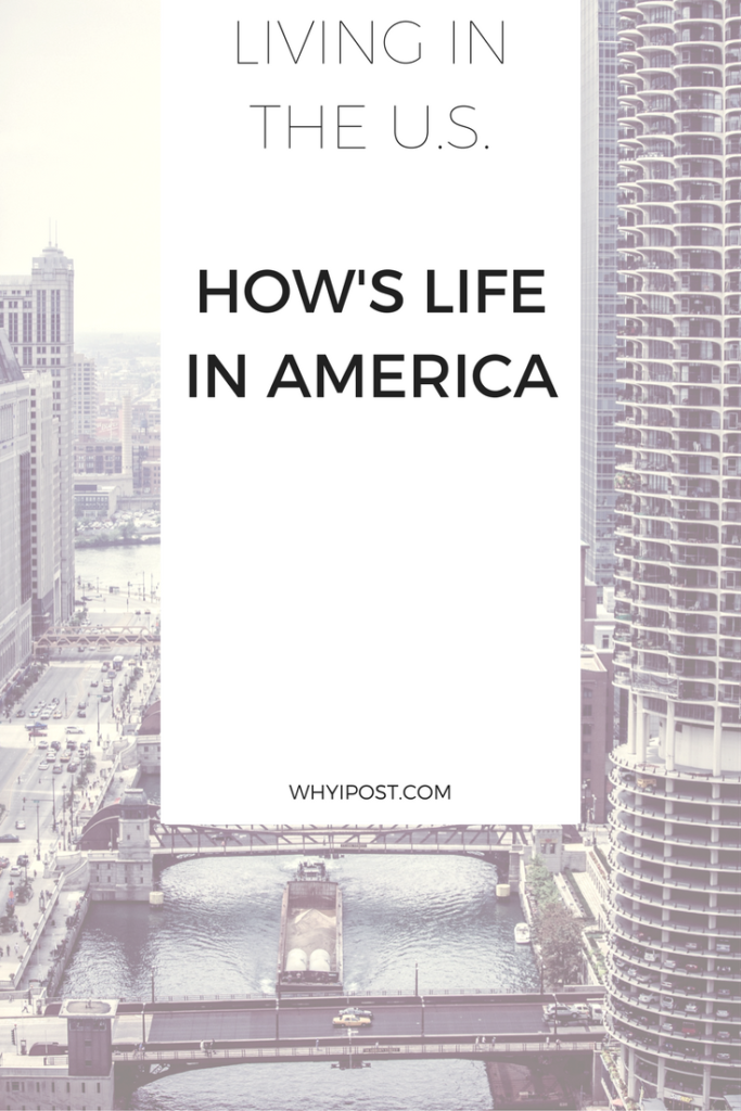 Pinterest image for Life in the USA