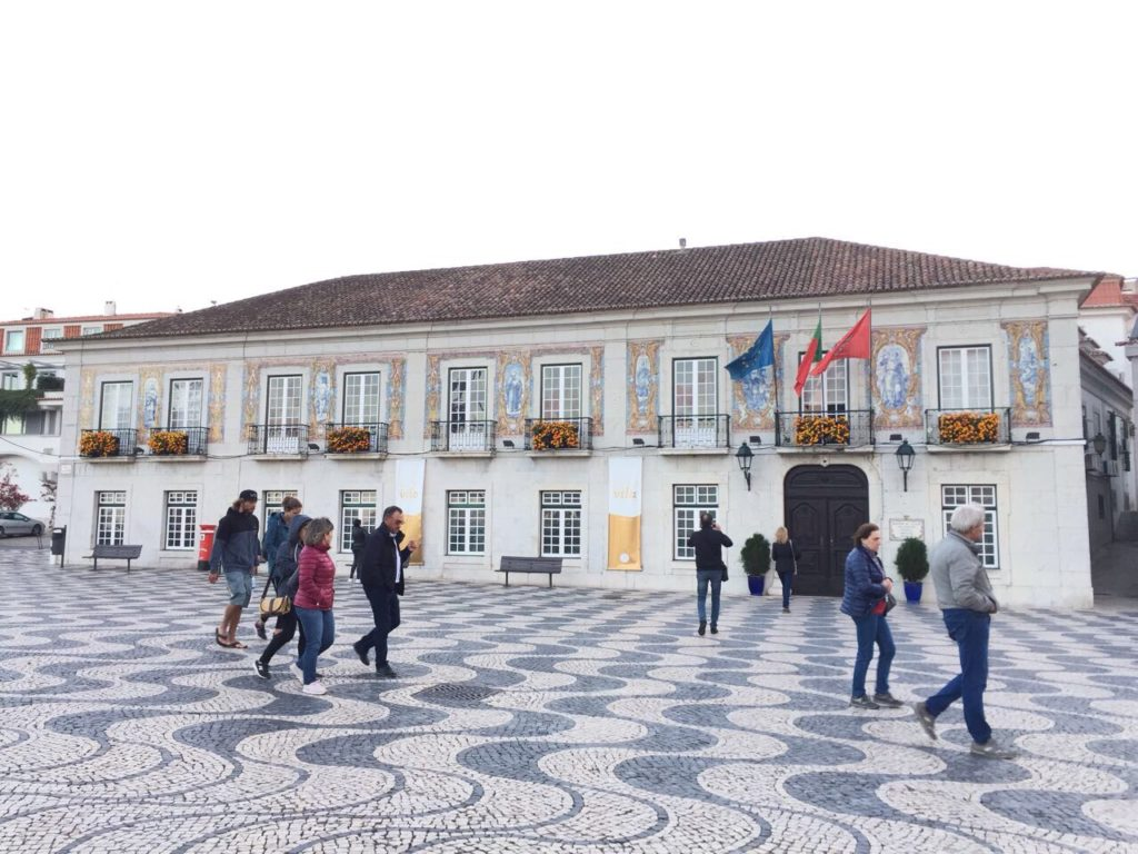 Exploring the beautiful and charming Cascais near Lisbon Portugal
