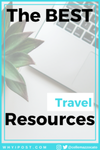 Travel Resources by Why I Post